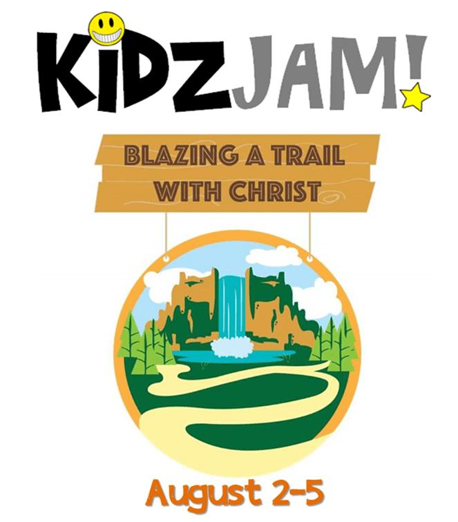 KidzJam Logo